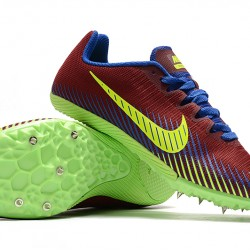 Nike Zoom Rival M 9 Red Blue Green 39-45