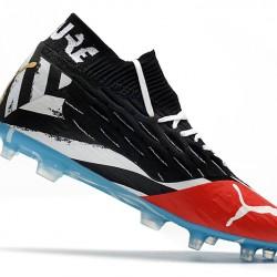 Puma Future 5.1 Netfit FG Black White 39-45