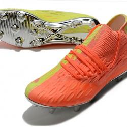Puma Future 5.1 Netfit FG Yellow Orange 39-45